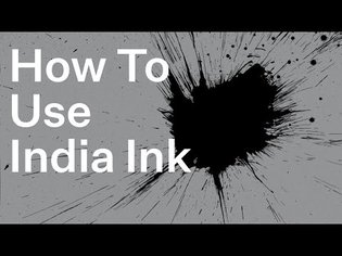 How To Use India Ink