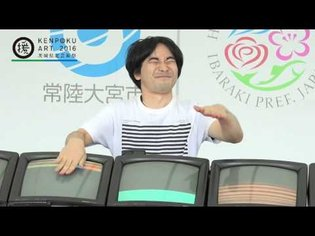 """Ei WADA"" performance show in the Ibaraki-ken north area Part1"