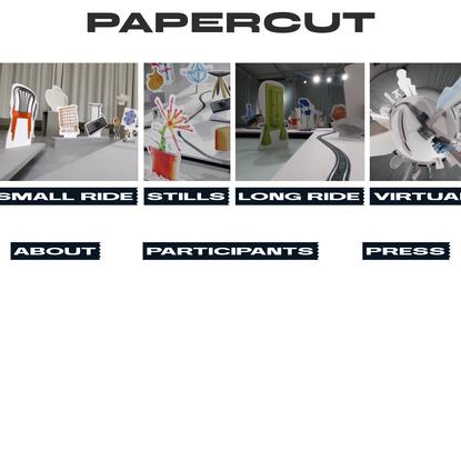 sub menu | PAPERCUT