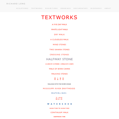 TEXTWORKS GALLERY