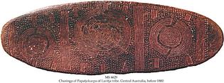 Aboriginal Australian Churinga