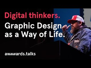 Aaron James Draplin: Things That Don't Have a Thing to Do with Graphic Design| Awwwards SF