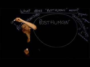 "1. What does ""POSTHUMAN"" mean? Dr. Ferrando (NYU) - Course ""The Posthuman"" Lesson n. 1"