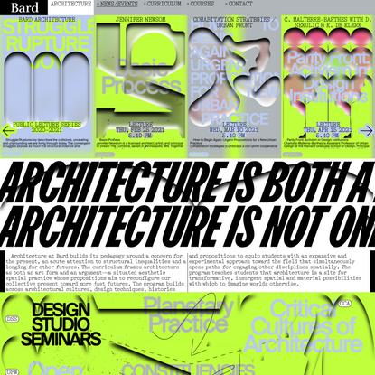 Bard Architecture