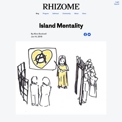 Island Mentality