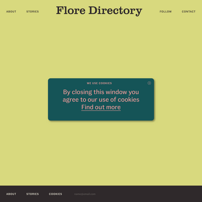 Flore Directory