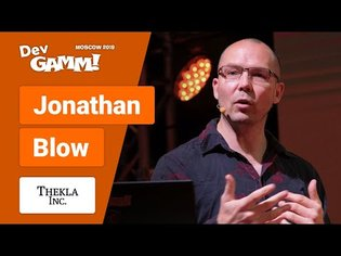 Preventing the Collapse of Civilization / Jonathan Blow (Thekla, Inc)