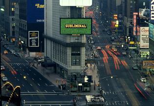 Antoni Muntadas – This Is Not an Advertisement (1985)