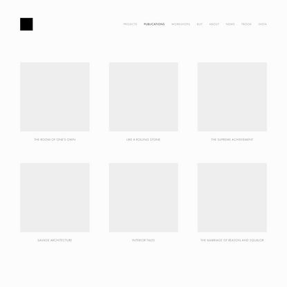 publications — Black Square