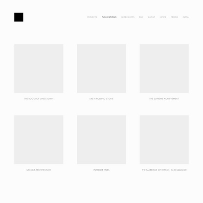 publications — Black Square