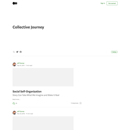 Collective Journey