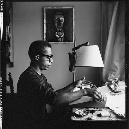 James Baldwin's advice on writing and the creative process