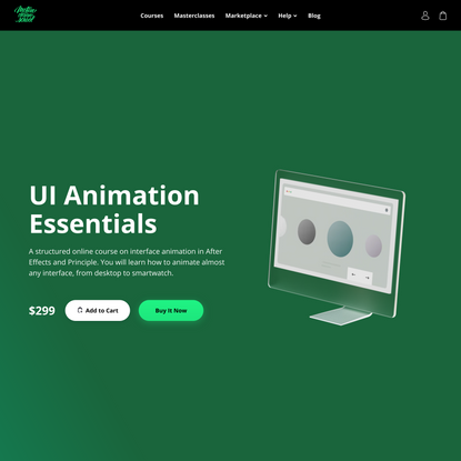 UI Animation Essentials