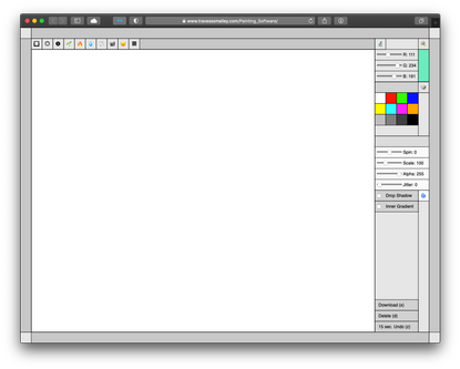 Painting Software, 2020