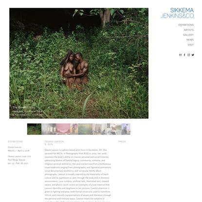 DEANA LAWSON — Sikkema Jenkins & Co.