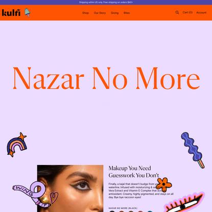 Kulfi Beauty - It's sweet to be Kulfi