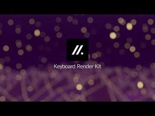 Keyboard Render Kit by ImperfectLink