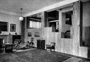 Villa Muller by Adolf Loos