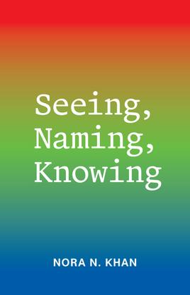 Seeing Naming Knowing by Nora Khan (Book PDF)