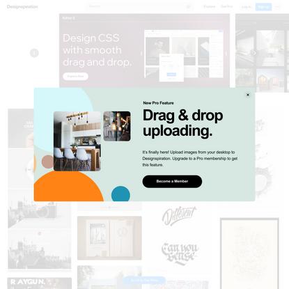 Designspiration - Design Inspiration