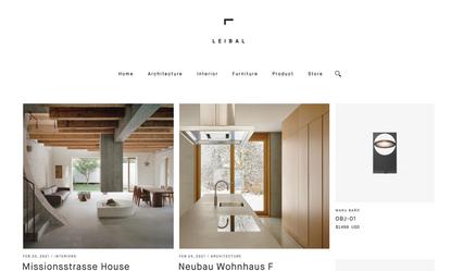 Leibal | Minimal Design Publication