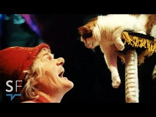 """""""Moscow Cat Theatre"""" - Cats perform in Circus acts FULL Documentary short"""