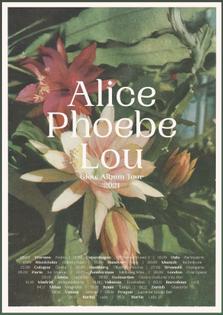 Alice Phoebe Lou Glow Tour