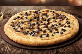 boba pizza