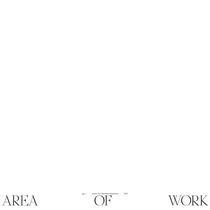 Area of Work