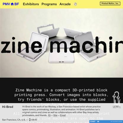zine-machine