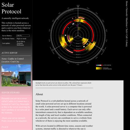 Solar Protocol