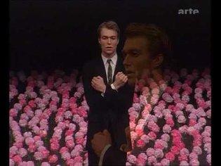 Pina Bausch - Nelken - The man I love, dancer Hans Beenhakker at Wuppertal Tanztheater Pina Bausch