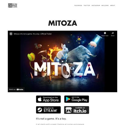 Mitoza — Second Maze Studios