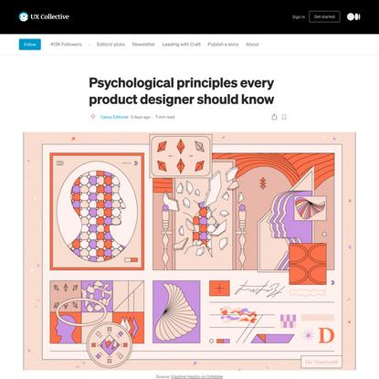 Psychological principles every product designer should know