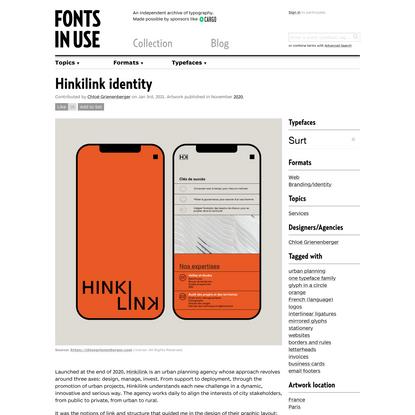 Hinkilink identity