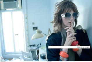 Balenciaga Spring 2012 Campaign Steven Meisel