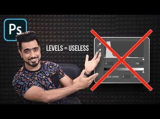 8 Reasons to NEVER Use Levels in Photoshop!