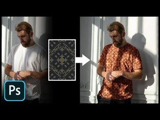 Add Any Pattern to Clothes in Photoshop!
