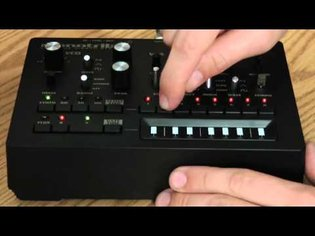 Korg Monotribe - Introduction In The Studio
