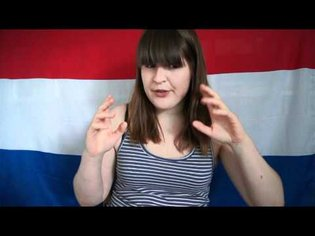 How to say G in Dutch.