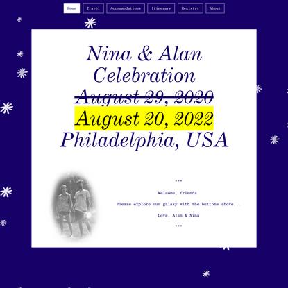 Nina & Alan World