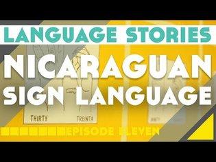 Nicaraguan Sign Language - Language Stories: Episode 11║Lindsay Does Languages Video