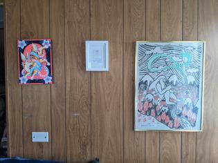 Mar '21 WFH Gallery Wall