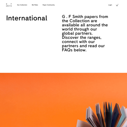 International - G.F Smith