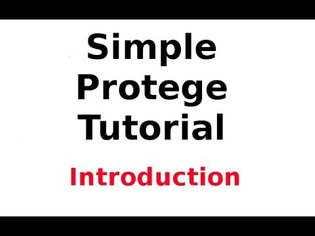 A Simple Protege Tutorial 1: Intro