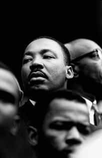 Steve Schapiro, Martin Luther King, Selma, 1965