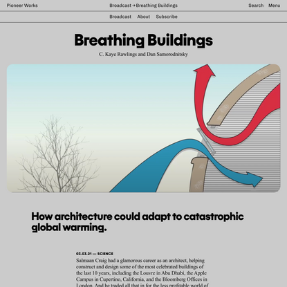 Breathing Buildings – Pioneer Works