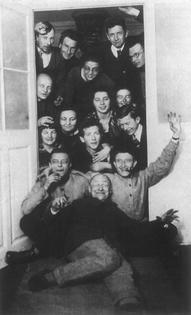 bauhaus, c.1921-3