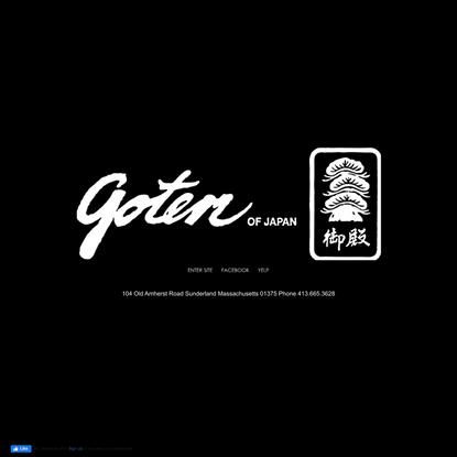 Goten of Japan