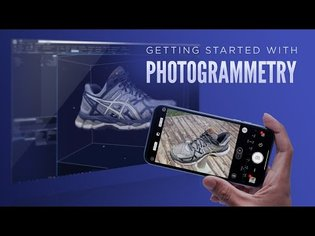 Getting Started with Photogrammetry Using Your Cell Phone